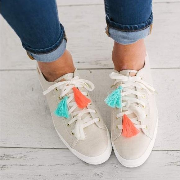 Keds Shoes   Keds Triple Kick Tassel